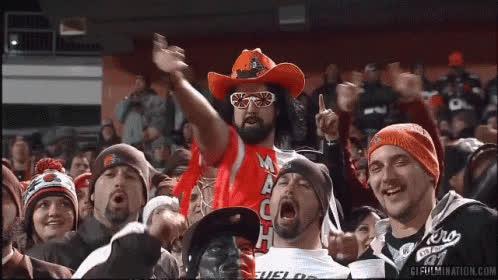 cheering GIFs