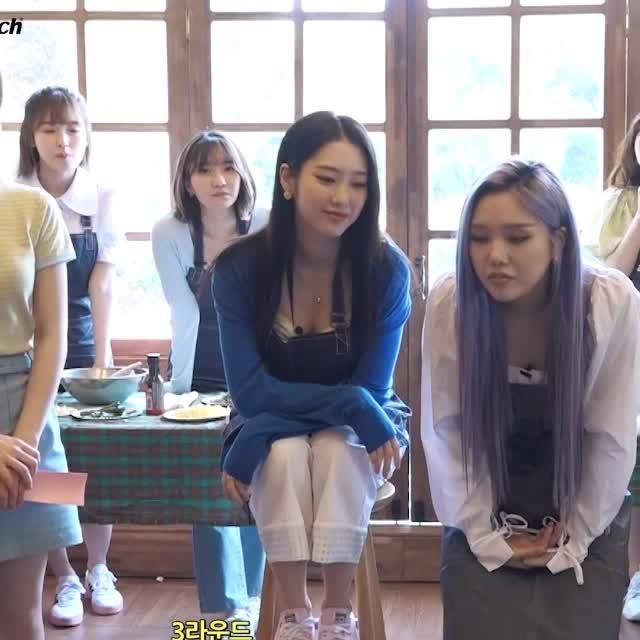 Watch and share 세상에 이런 김밥은 없었다.오마이걸 지호 OH MY GIRL2 GIFs by koreaactor on Gfycat