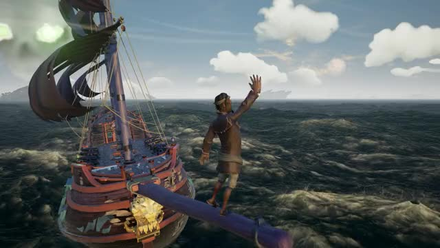 Watch and share Sea Of Thieves 2019.02.09 - 23.20.01.02.DVR GIFs by vip229084 on Gfycat