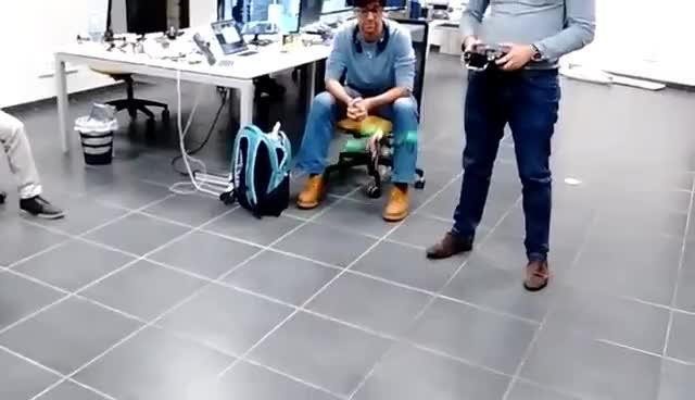 A Raspberry Pi Zero drone GIFs