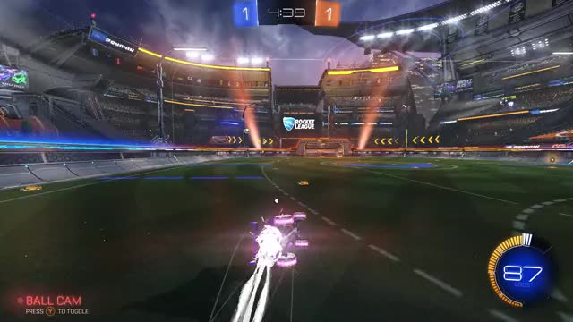 Watch and share Rocket League GIFs by Wait what on Gfycat