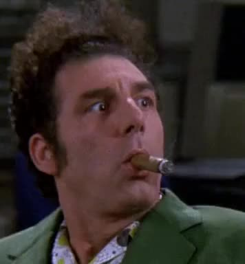 Watch Kramer GIF by @almsgfycat on Gfycat. Discover more kramer, kramergifs, omg, seinfeld, surprise, wow GIFs on Gfycat