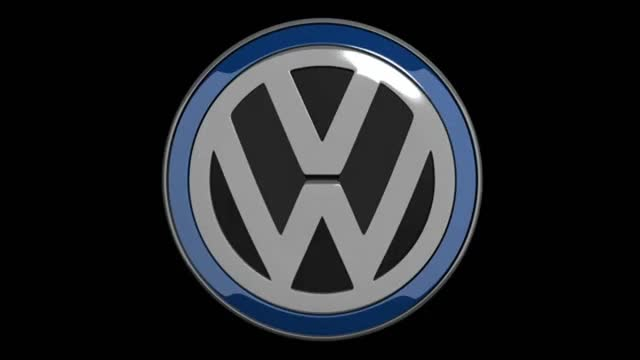 Watch VW Volkswagen 3D Logo - demo animation GIF on Gfycat. Discover more related GIFs on Gfycat