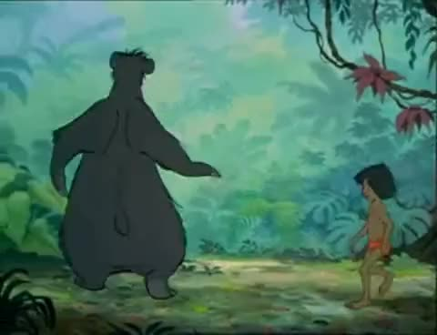 Best Disney Baloo Gifs Gfycat
