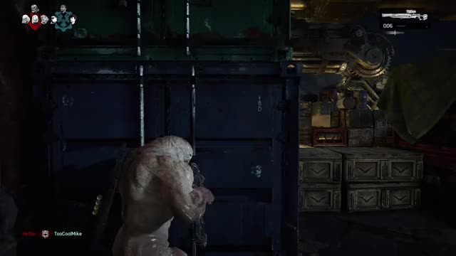 Watch this GIF by Gamer DVR (@xboxdvr) on Gfycat. Discover more GearsofWar4, canes93, xbox, xbox dvr, xbox one GIFs on Gfycat