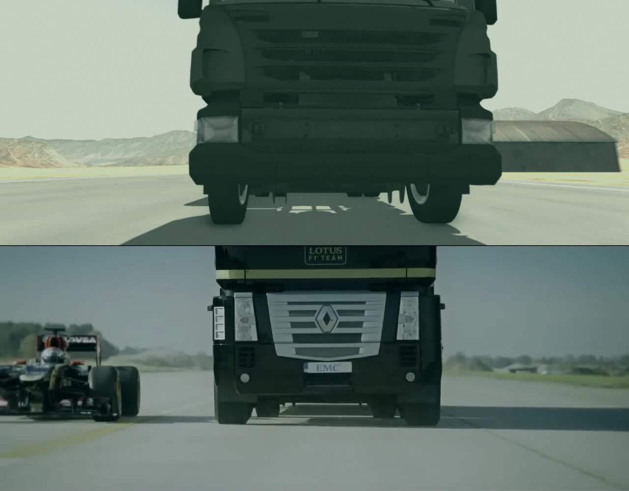 Truck vs Formula BEAMNG GIFs