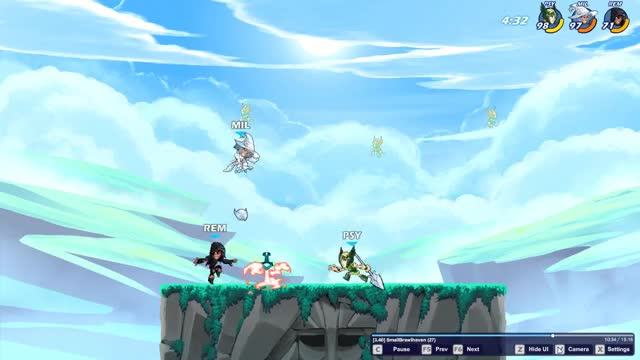 Watch and share Brawlhalla GIFs by p_psycho on Gfycat