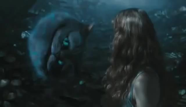 Watch Alice In Wonderland - Cheshire Cat Clip (HQ) GIF on Gfycat. Discover more 4l1c31nw8nd3rland, Climb, NEW, Rabbit, School, Woody, alice, anne, buzz, carter, cyrus, efron, full, hatter, hsm2, imax, ll Tags, pixar, trailer, wonderland GIFs on Gfycat