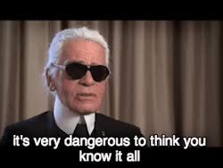 Watch and share Gif Mine Chanel Karl Lagerfeld Karl Lagerfield Chanel Gif GIFs on Gfycat