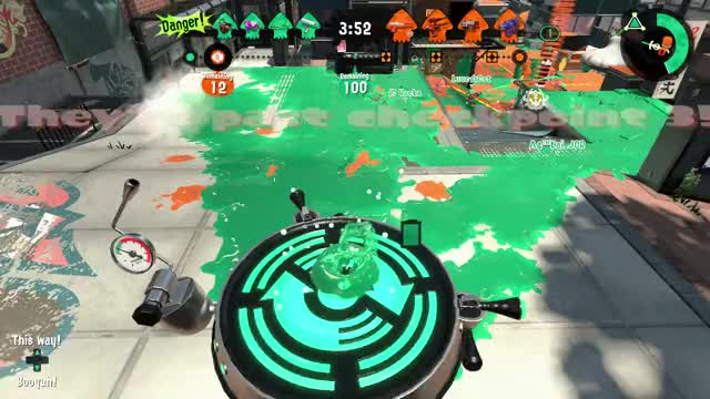 Watch and share Splatoon - Desperate Moments GIFs by dolleman on Gfycat
