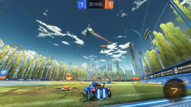 Watch and share Rocket League GIFs by lymoz1 on Gfycat