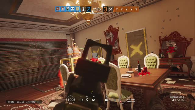 Watch Good time ! GIF by Gamer DVR (@xboxdvr) on Gfycat. Discover more ROM4NO l, TomClancysRainbowSixSiege, xbox, xbox dvr, xbox one GIFs on Gfycat