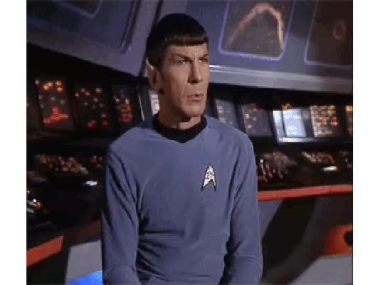 skeptical spock