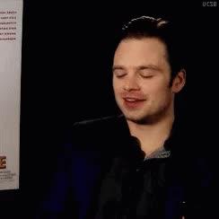 Watch and share Sebastian Stan GIFs on Gfycat