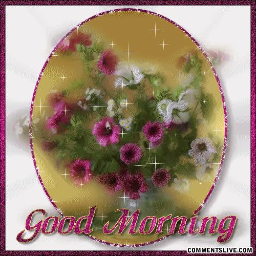 good morning, Good Morning Floral Good Morning Picture GIFs