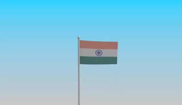 Watch and share India Indian Flag GIFs on Gfycat