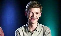 Watch and share Sangster Gangster GIFs and Thomas Sangster GIFs on Gfycat