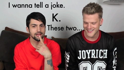 NATURE IS AMAZING, TRY NOT TO LAUGH, mitch grassi, scott hoying, superfruit, BOOP BOOP GIFs