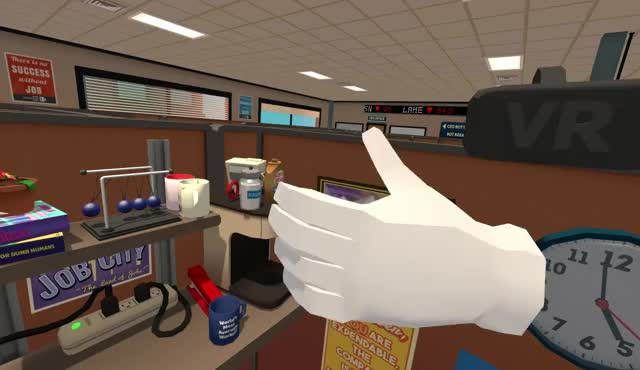 Watch and share Job Simulator GIFs and Oculus GIFs by Owlchemy Labs on Gfycat