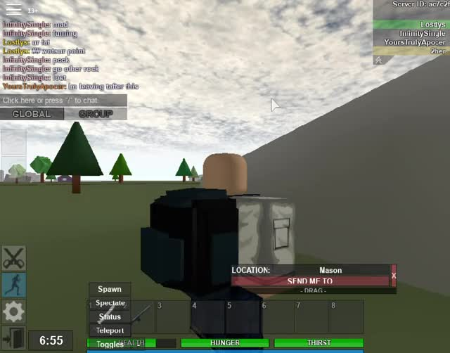 Watch and share Roblox 2019-12-10 18-02-51 GIFs by poopdickhead on Gfycat