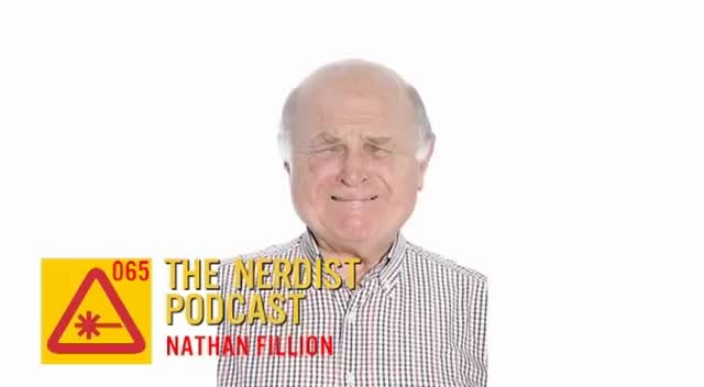 Watch Nathan Fillion: The Nerdist Podcast - Episode 65 GIF on Gfycat. Discover more All Tags, Humor, comedian, comedy, funny, hardwick, interview, nerdist GIFs on Gfycat