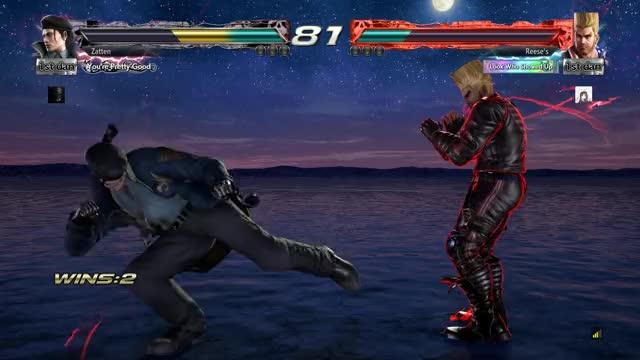 Watch and share Tekken 7 GIFs by Zatten on Gfycat