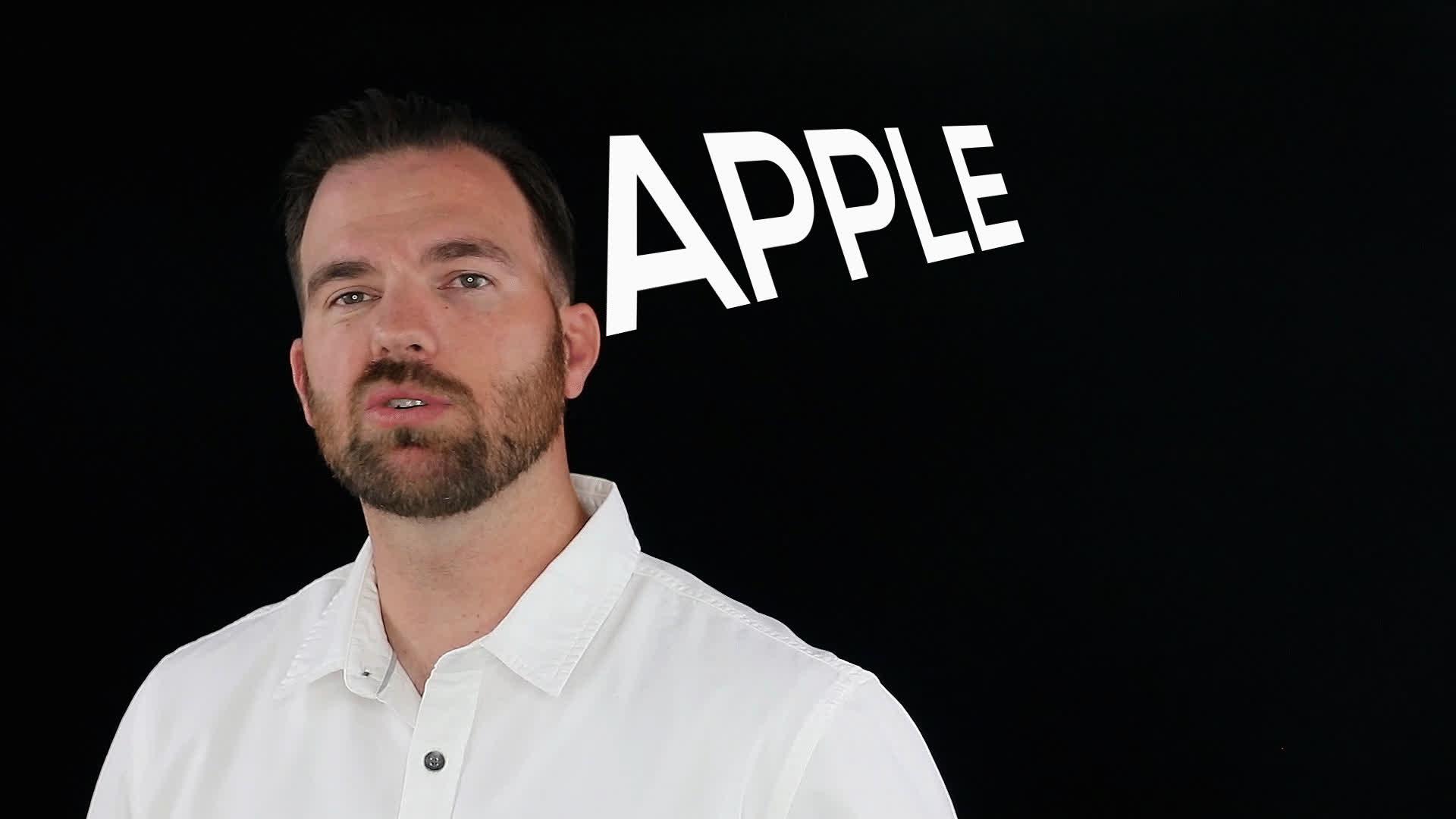 Apple GIFs