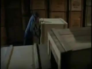 moviesinthemaking, raiders of the lost ark, warehouse scene, WarehouseScene.wmv GIFs