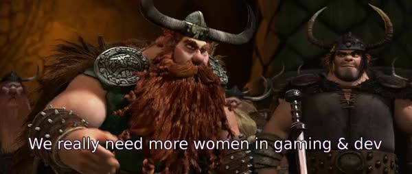 Watch and share Getting Women In Gamedev GIFs on Gfycat
