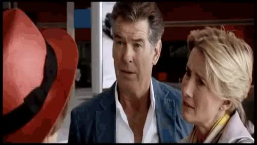Watch Silje Mari GIF on Gfycat. Discover more LOVE PUNCH, Pierce Brosnan, chemistry on screen, emma thompson, excited, gif, i love emma thompson, love punch spam, love punch trailer, photoshop, photoshop cs3, sweet, waiting for love punch in cinemas GIFs on Gfycat