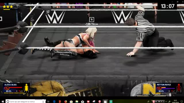 Watch and share Gif Animated GIFs and Alexa Bliss GIFs by Alessandro Storri on Gfycat