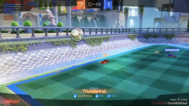 Watch Assist GIF by CountAntonius (@countantonius) on Gfycat. Discover more assist, gaming, rocketleague GIFs on Gfycat