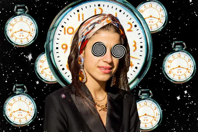 Watch and share I-Tried-Hypnosis-Leandra-Medine-Man-Repeller-1 GIFs on Gfycat