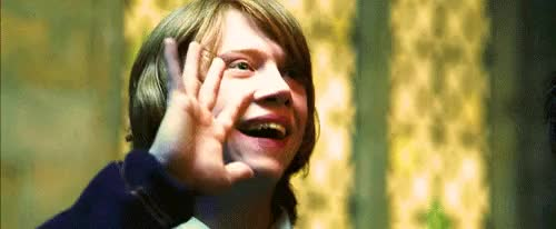 Watch this trending GIF on Gfycat. Discover more rupert grint GIFs on Gfycat