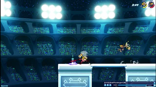 Watch and share Brawlhalla GIFs and Clutch GIFs by blastred on Gfycat