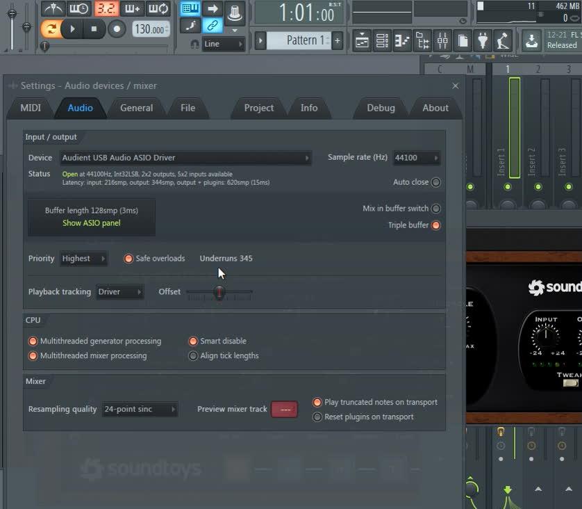 fl_studio, FL Studio 12 Underruns GIFs