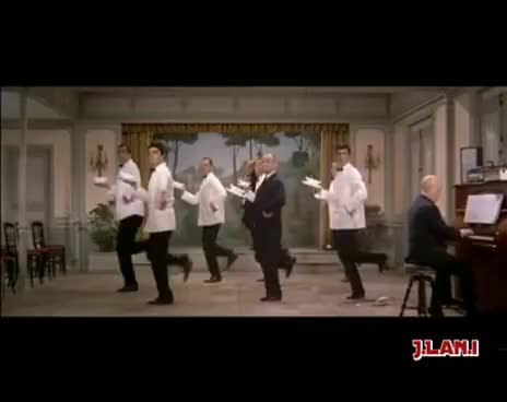 Watch and share Le Grand Restaurant - Scène Culte GIFs on Gfycat