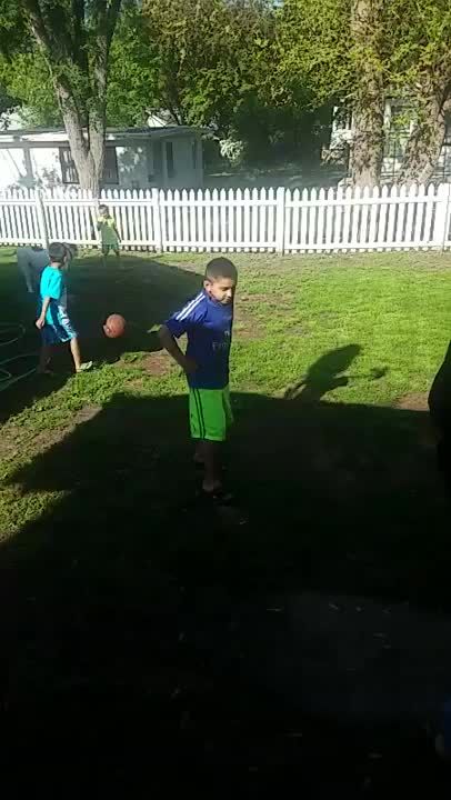 Kid gets Dogberged by an absolute unit (reddit) GIFs