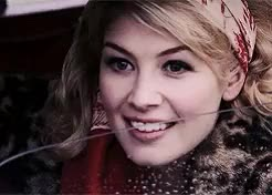 Watch this trending GIF on Gfycat. Discover more *, 2009, An Education, Lone Scherfig, Rosamund Pike, by: zelia, film, gif, perioddramaedit, rosamundpikeedit GIFs on Gfycat