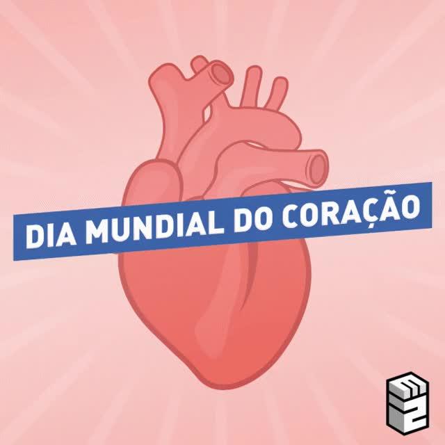 Watch and share Dia Mundial Do Coração GIFs by Mariana Rita on Gfycat