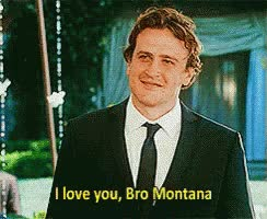 Watch and share Jason Segel GIFs and I Love You GIFs on Gfycat