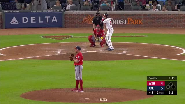 Watch and share Atlanta Braves GIFs and Baseball GIFs on Gfycat