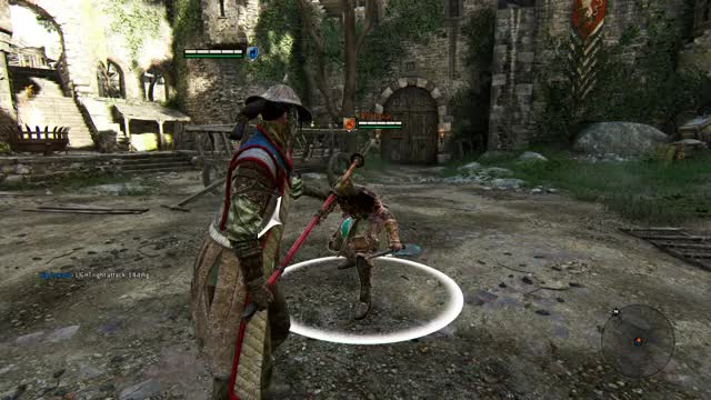 Watch and share Forhonor 2018-04-02 01-11-54-58 GIFs on Gfycat