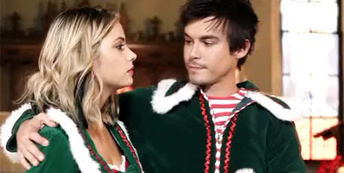 Watch and share Tyler Blackburn GIFs and Ashley Benson GIFs on Gfycat