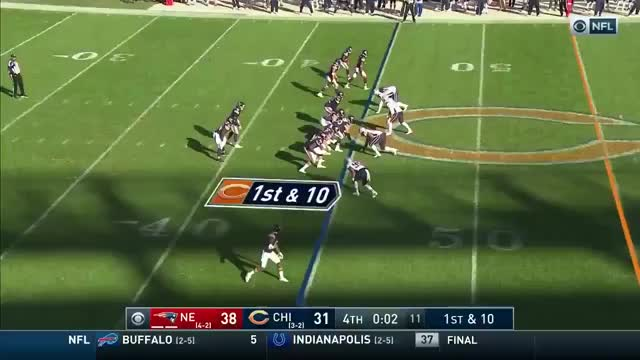 Watch and share Chicago Bears GIFs and Football GIFs on Gfycat