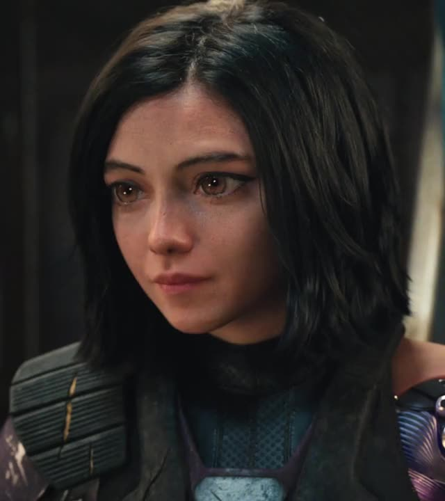 Watch and share Alita Battle Angel GIFs and Sad Face GIFs by Q2 Berserker on Gfycat