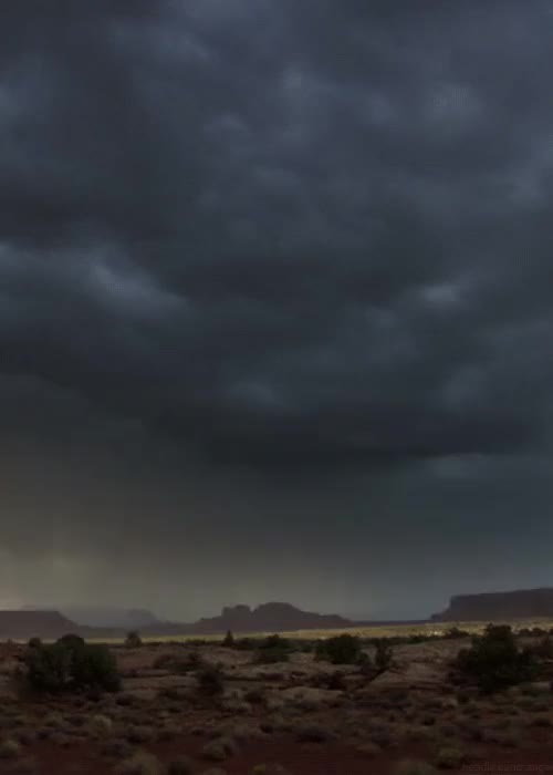 Watch and share Lighting Storm Lighting Bolts Flashing Nature Desert Landscape Animated GIFs on Gfycat