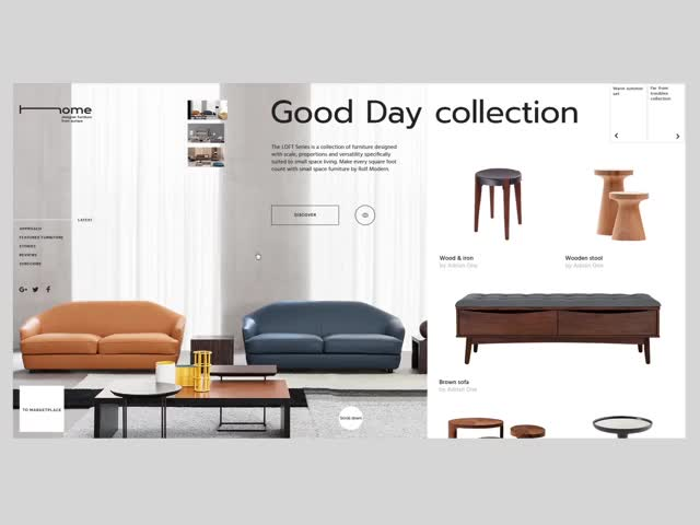 Watch and share Home Collection GIFs by bazookasthlm on Gfycat