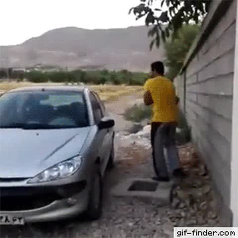 Getting in car without Key 😁