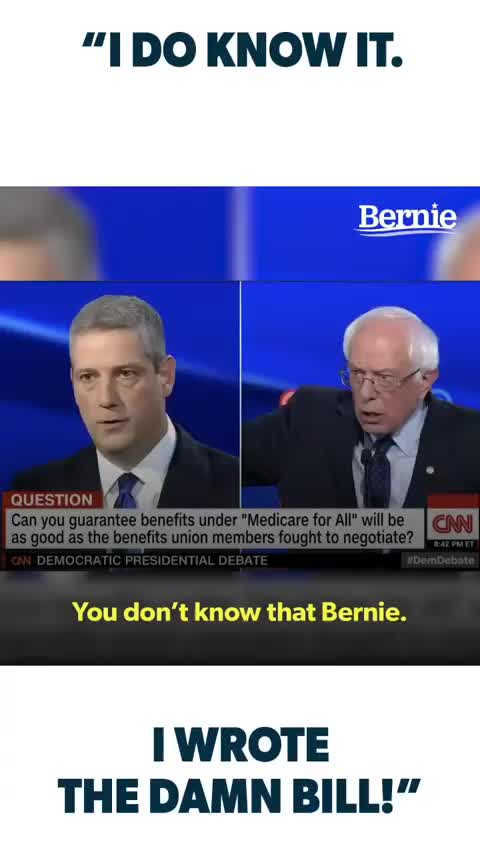 Watch and share Bernie Sanders GIFs and Healthcare GIFs by Tayne on Gfycat